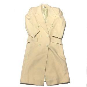 Neiman Marcus Vintage Amicle Cashmere Camel Coat